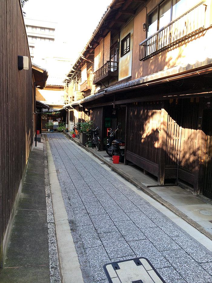 京都を走る