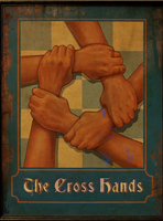 The Cross Hands
