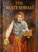 The Trusty Servant