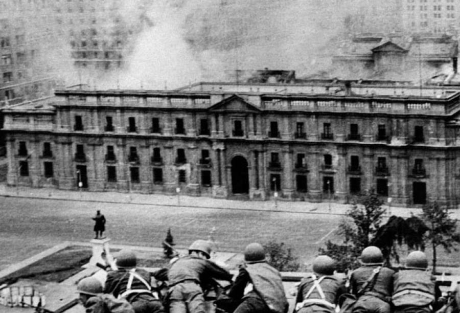 チリの闘い 第ニ部:クーデター