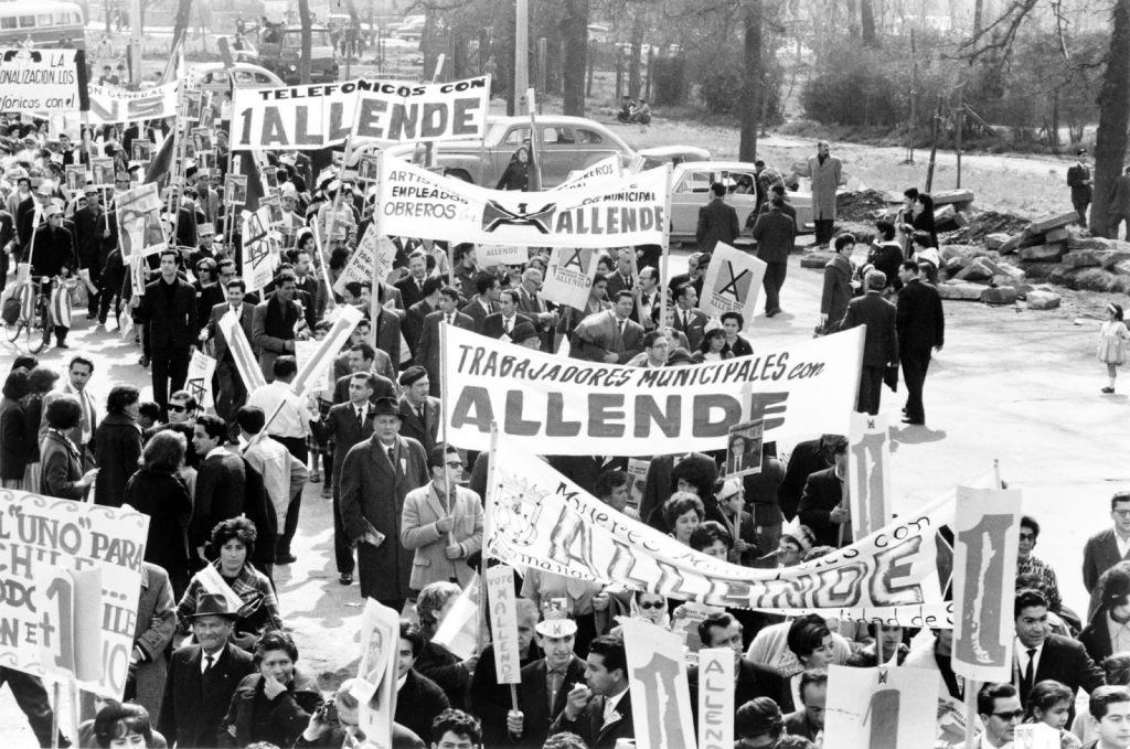 チリの闘い 第三部:民衆の力